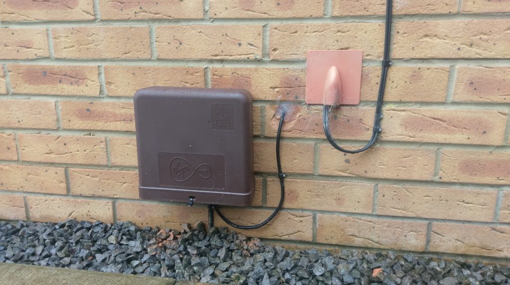 External Wall Box